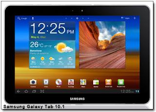 Официальное обновление Android 4.0 для Samsung Galaxy Tab 10.1.