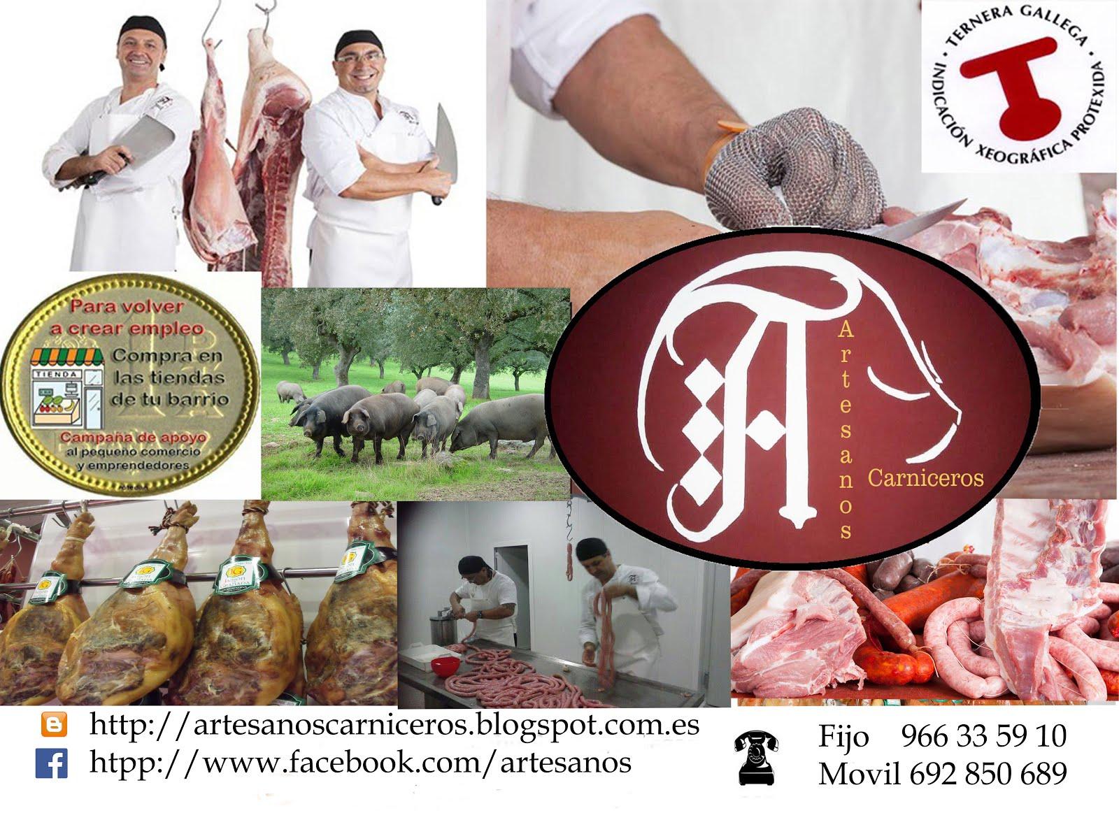 Artesanos Carniceros