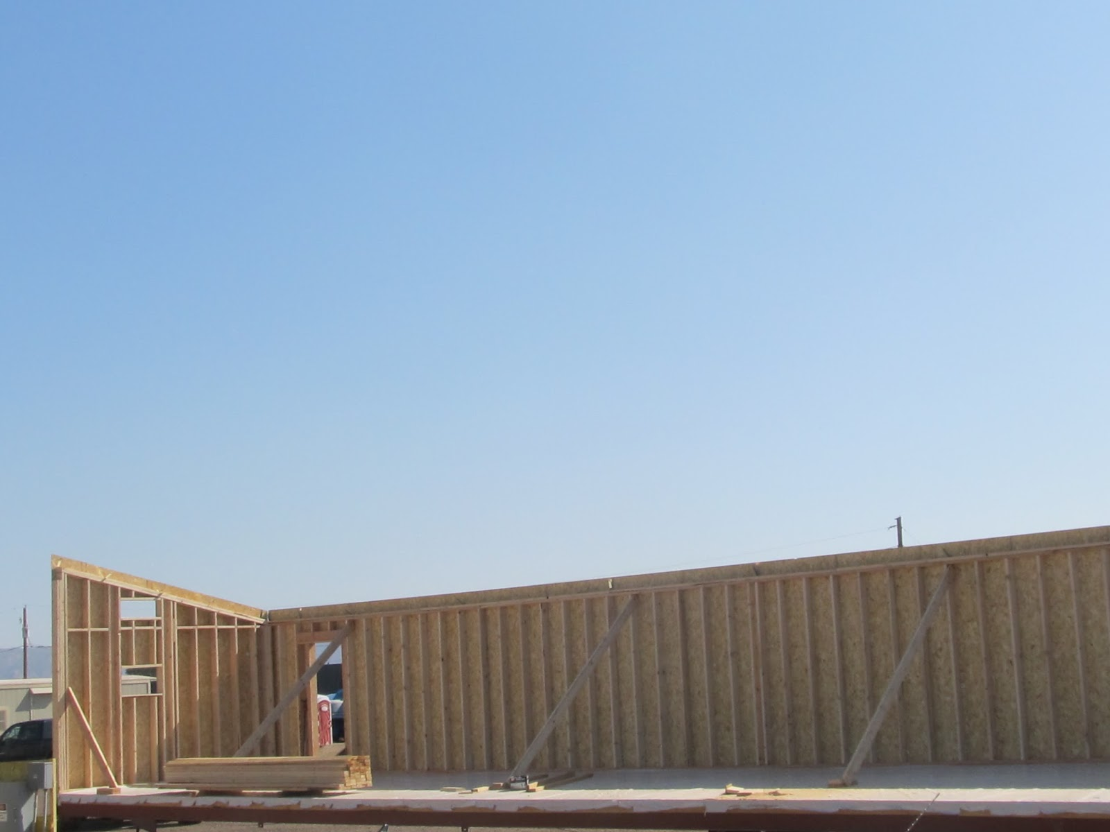 2x6 Wall Framing Construction : Modular solutions ltd the experts on prefabricated
