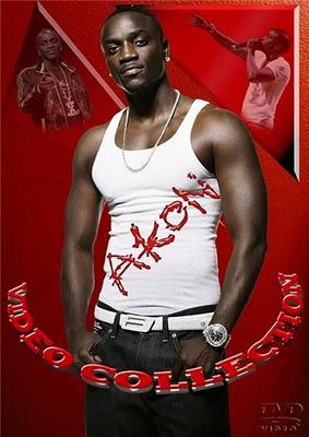 Pop Singer Akon HD Wallpapers