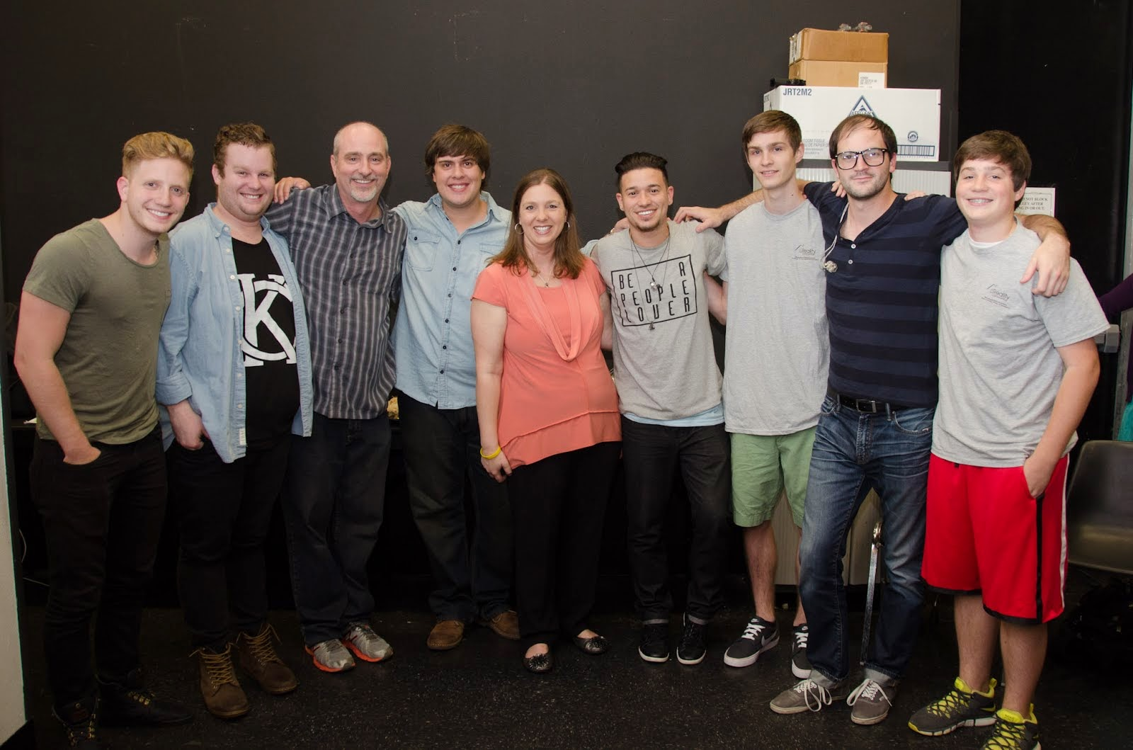 The Pounds Family w/ Matt Gilman & Band (August, 2014)