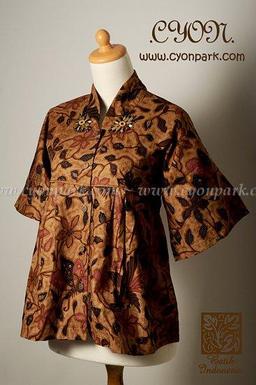 Bolero Batik Wanita Online Shop Batik Indonesia