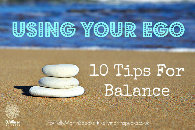 Using Your EGO 10 Tips For Balance