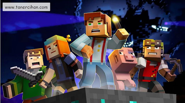 Minecraft Story Mode : Episode 2 PC Full Torrent İndir