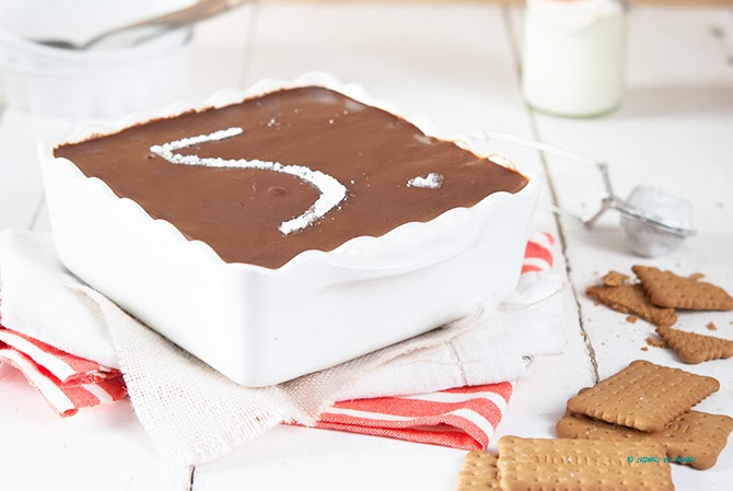 Modern mexican chocolate flan - Cook and Post