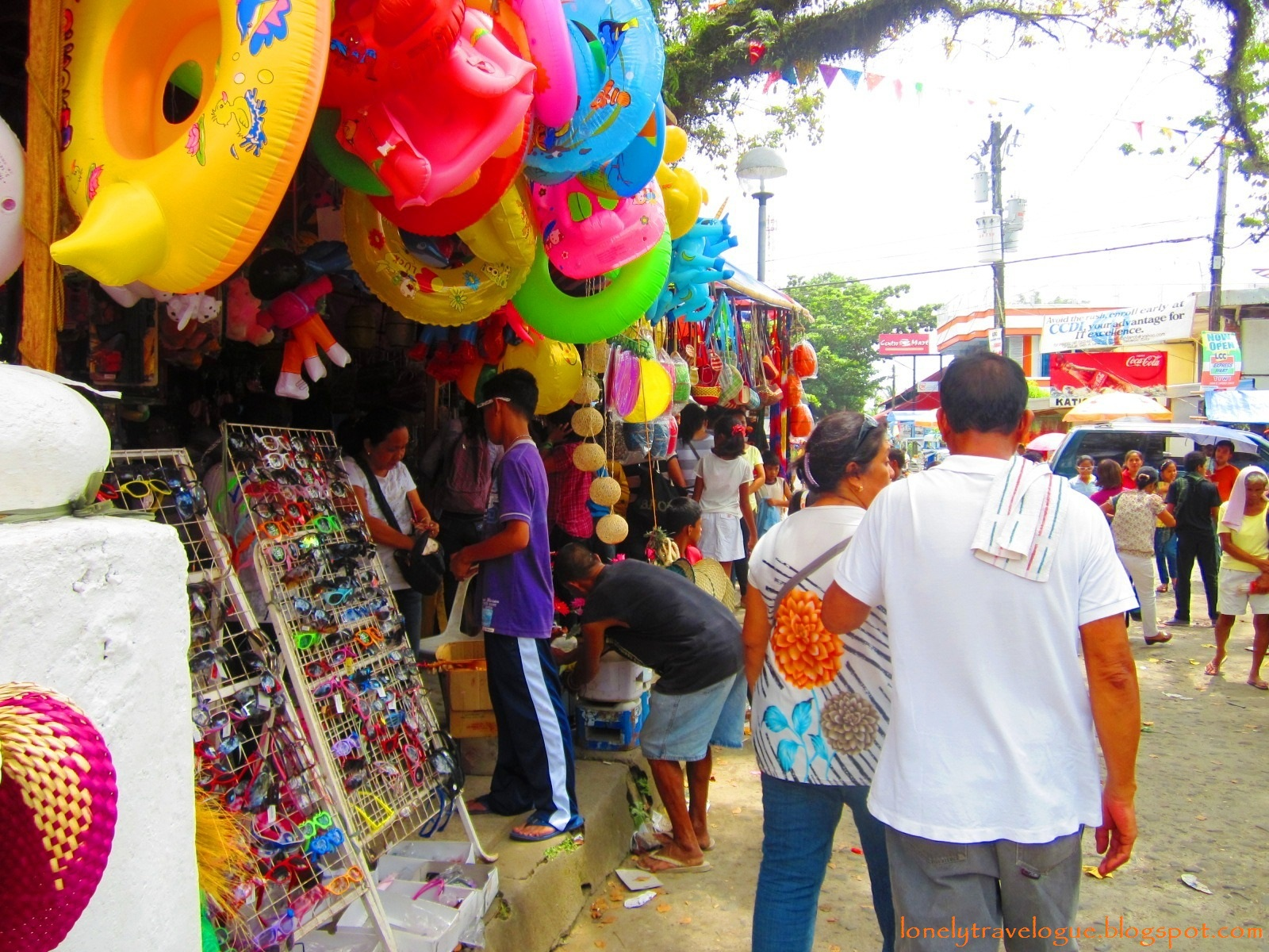 lonely travelogue: bicol part 1: tiwi, legaspi, daraga and ligao