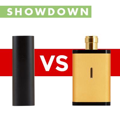 Pax versus Utillian 650 Vaporizer Showdown