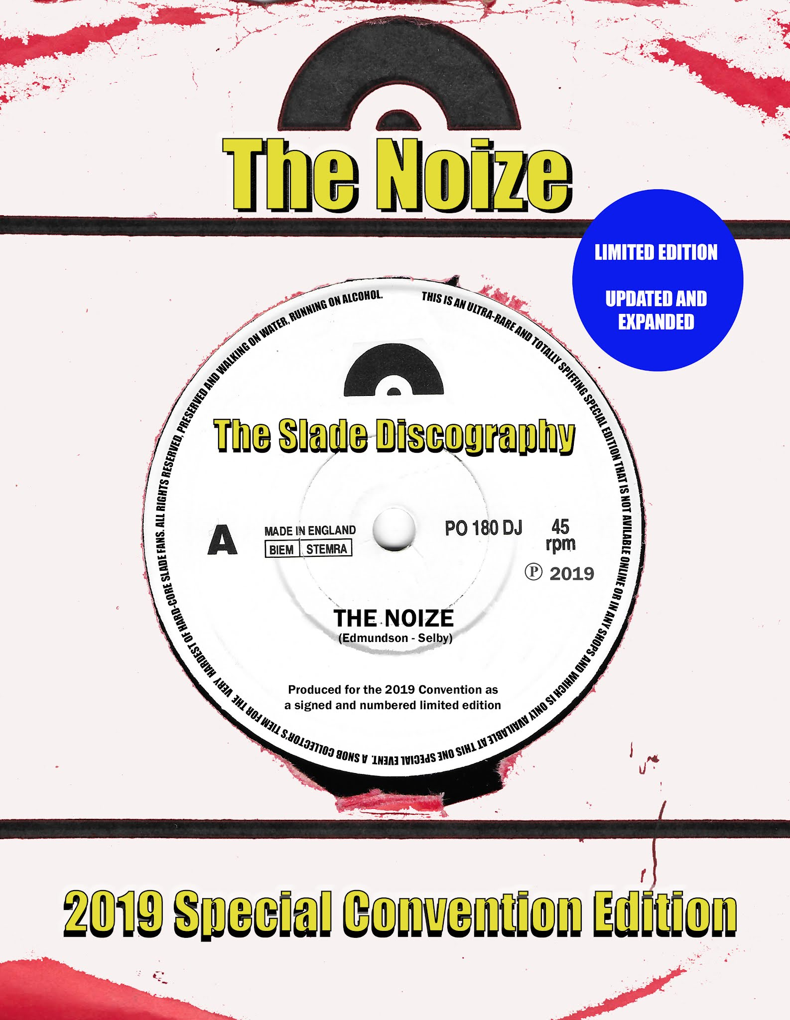 THE NOIZE 2019 CONVENTION EDITION
