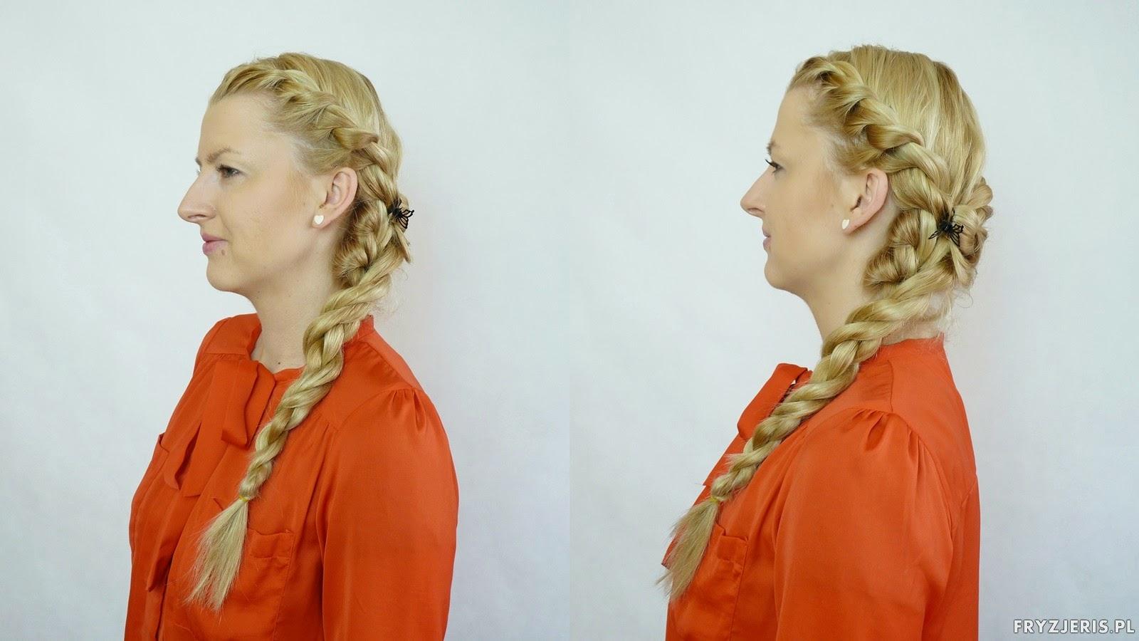 majówkowa fryzura 2