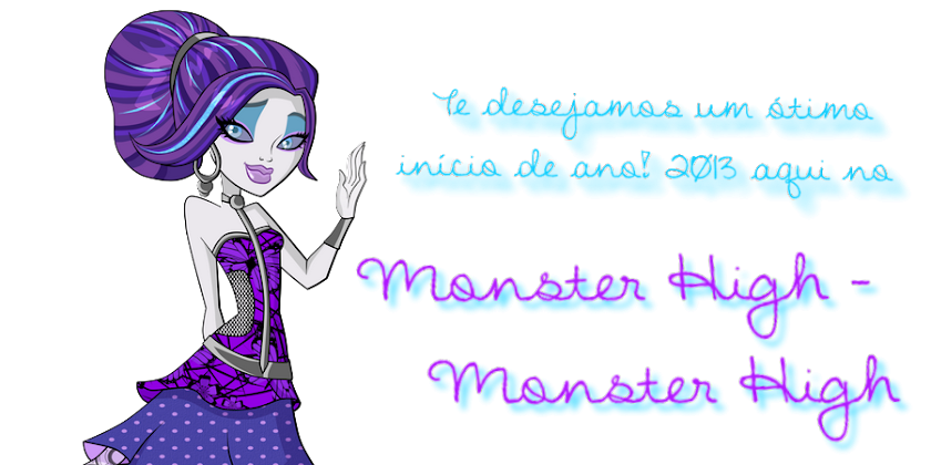 Monster High-Monster High