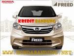 Simulasi Paket Kredit Murah Mobil New Honda Freed Bandung