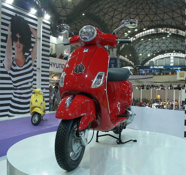 TechWorld  Eight new scooters that the Indian market will see in 2012