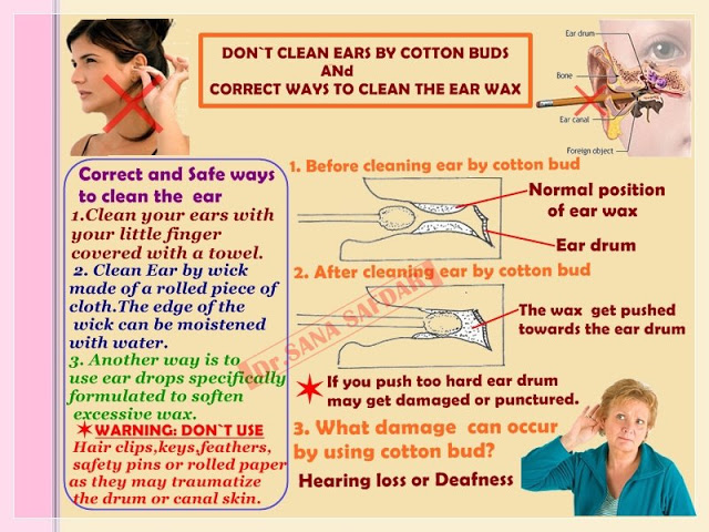 how to clean baby ears