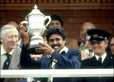 1983 Cricket Worldcup Moments