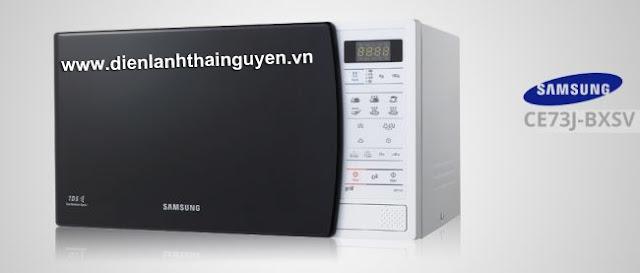 Trung tâm bảo hành Lò Vi Sóng Samsung tại Thái Nguyên