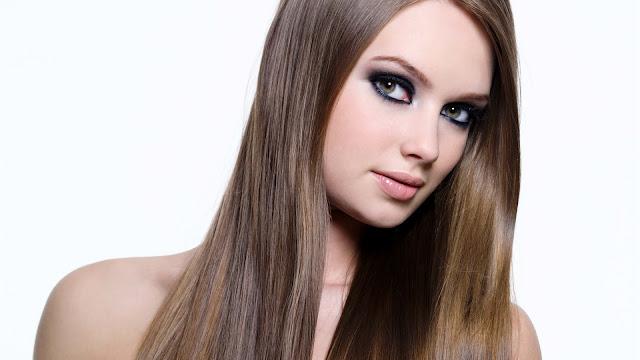 Pretty Face Girl HD Wallpaper