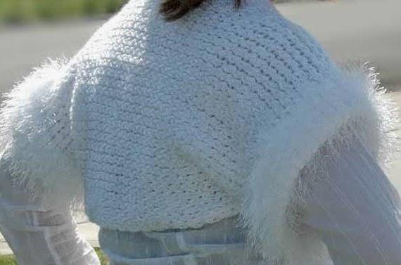 Knifty Knitter Shrug Pattern