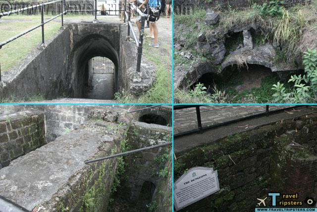 intramuros dungeon