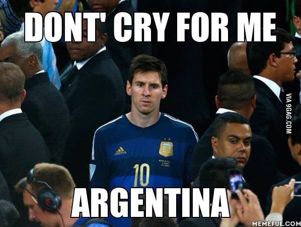 CyberTribu, Blog, Mondiali, WorldCup, Brasile2014, EpicWin, EpicFail, Twitter, Fourgrounds, Messi, Argentina, Germania, Social Media