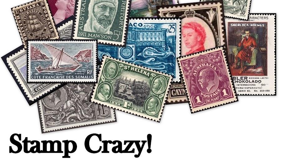 Stamp Crazy!