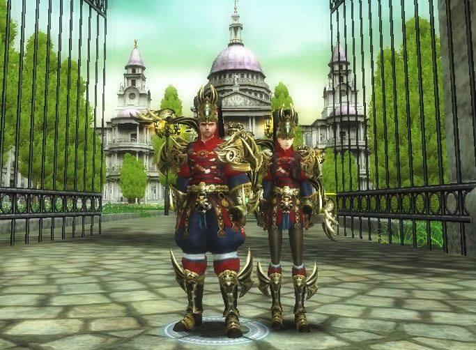 Janissary armor