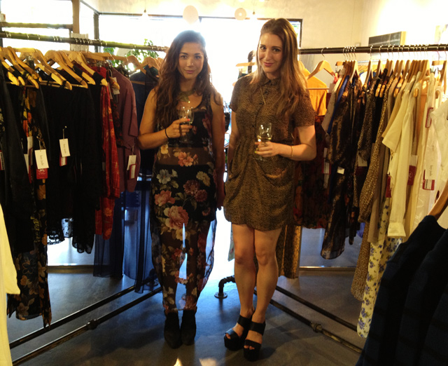 vancouver fashion blog, owners of Hey Jude vintage shop, vancouver vintage scene