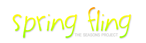 The Seasons Project: spring fling by momentstolivefor