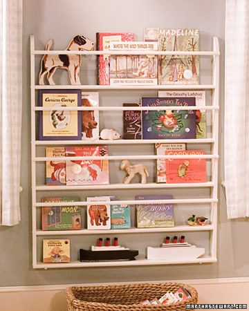 Textbook mommy creative storage ideas for a kid 39 s room for Kids room book shelf