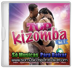 kizomba CD Top Kizomba Vol. 1 (2013)