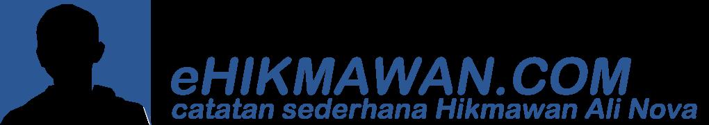 eHikmawan.com - Tentang Hikmawan Ali Nova