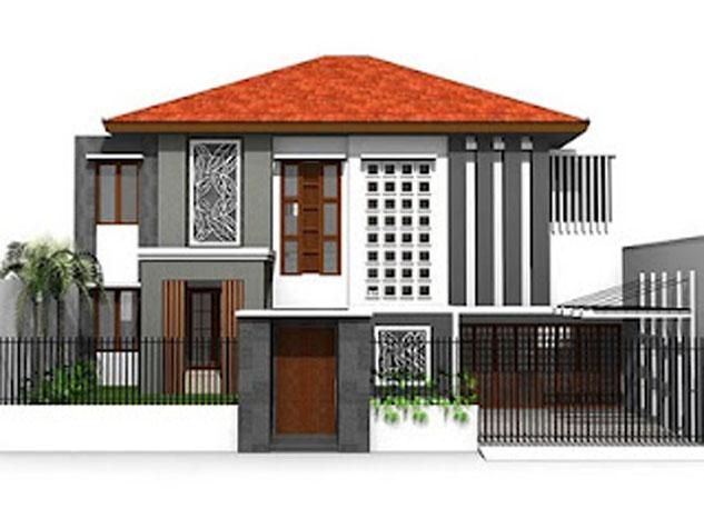 Desain Rumah Idaman Minimalis 2014