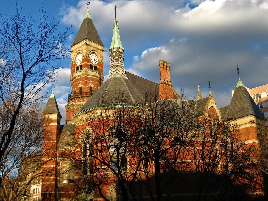 Jefferson Market Library em Nova York