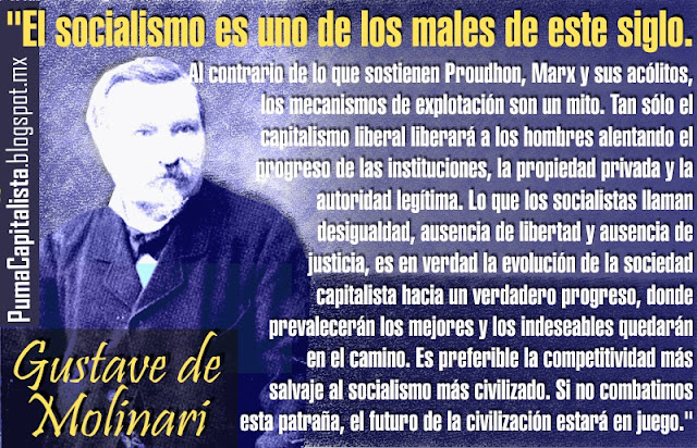 Maximas  ANARCOCAPITALISTAS Molinari