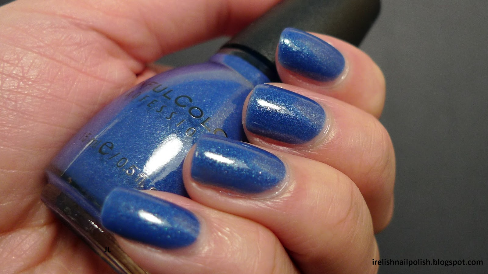 I Relish Nail Polish!: Sinful Colors - Neptune - Swatch