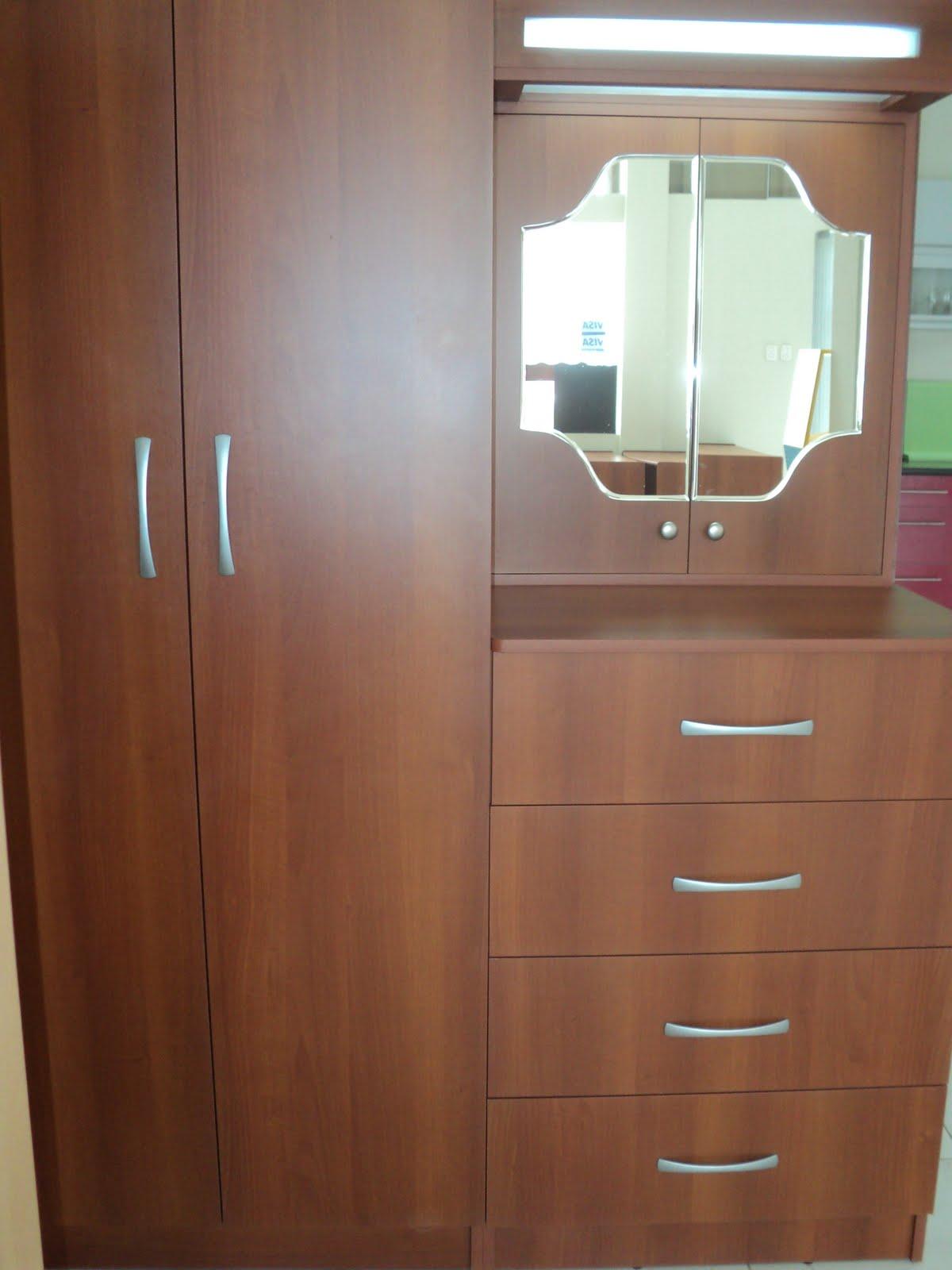 Melamueble roperos closets armarios for Closet con zapatera