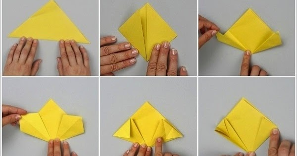 How to make a paper flower origami art and craft projects ideas mightylinksfo