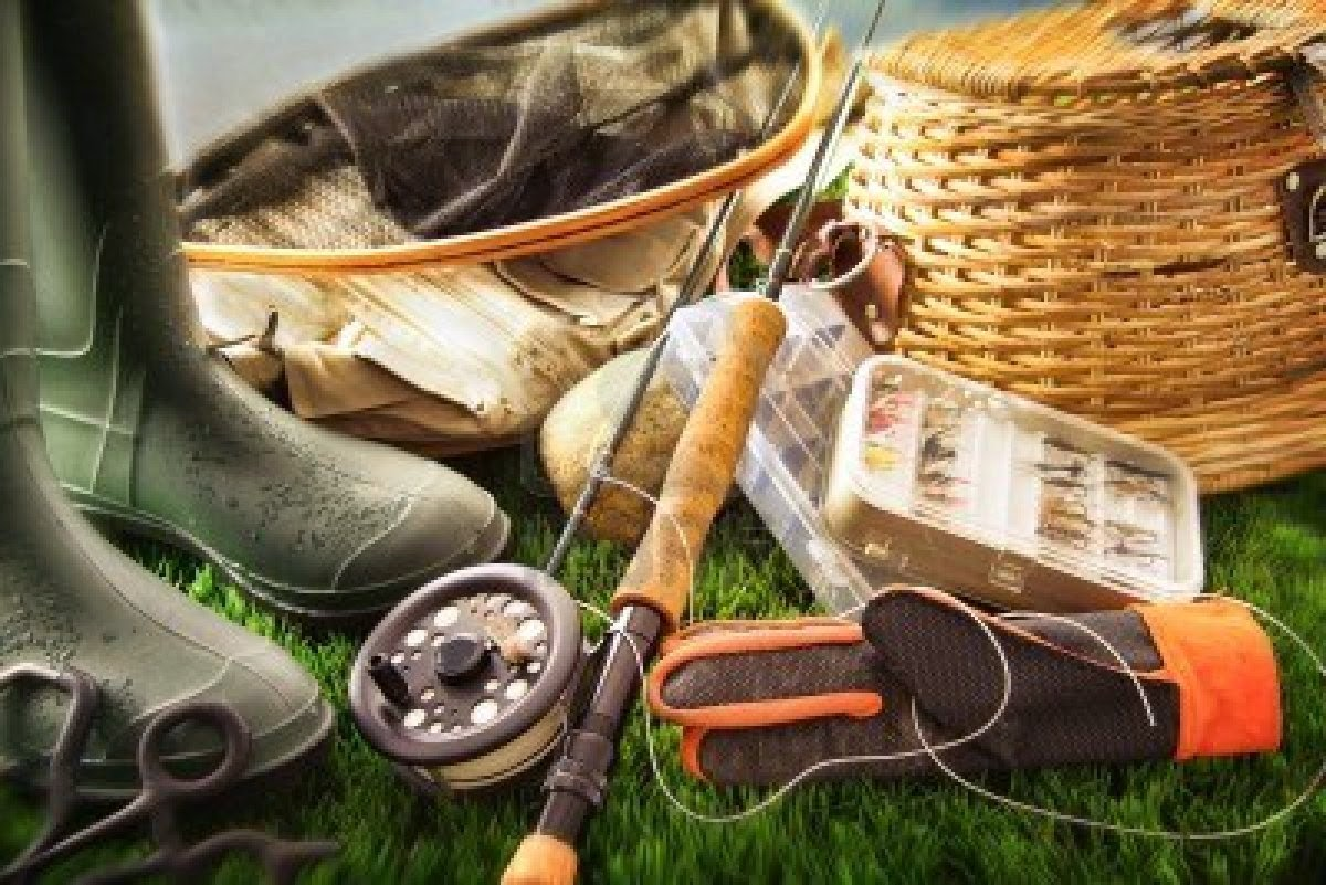 Basic fly fishing gear