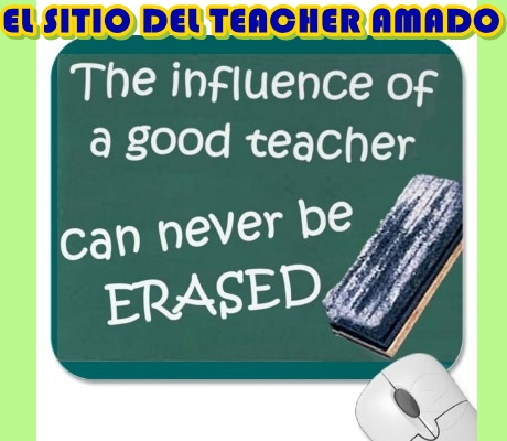 EL BLOG DEL TEACHER