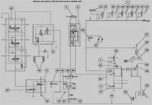 eaton fuller power divider parts diagram