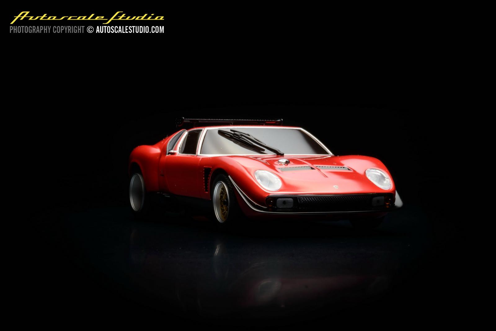 Mzg36r Lamborghini Jota Svr Red Autoscale Studio オートスケール・スタジオ