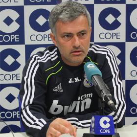 Mourinho in spanish radio broadcast