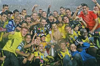 Táchira se Coronó Campeón del Fútbol Venezolano 2011