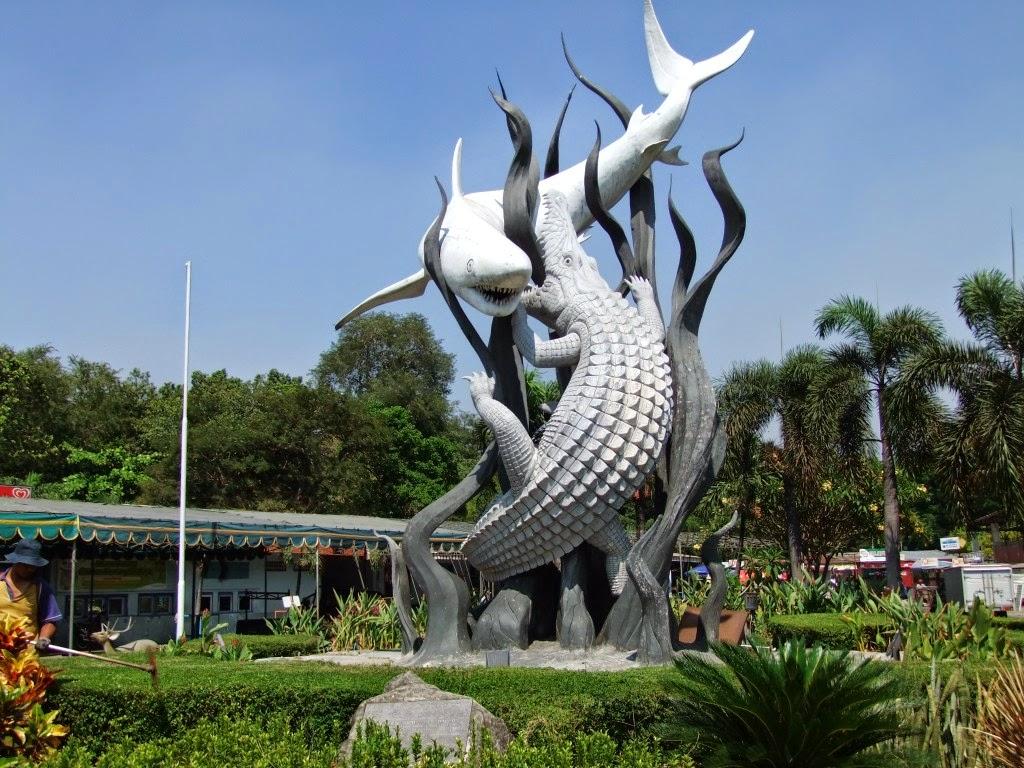 Lambang Kota Surabaya - Jawa Timur