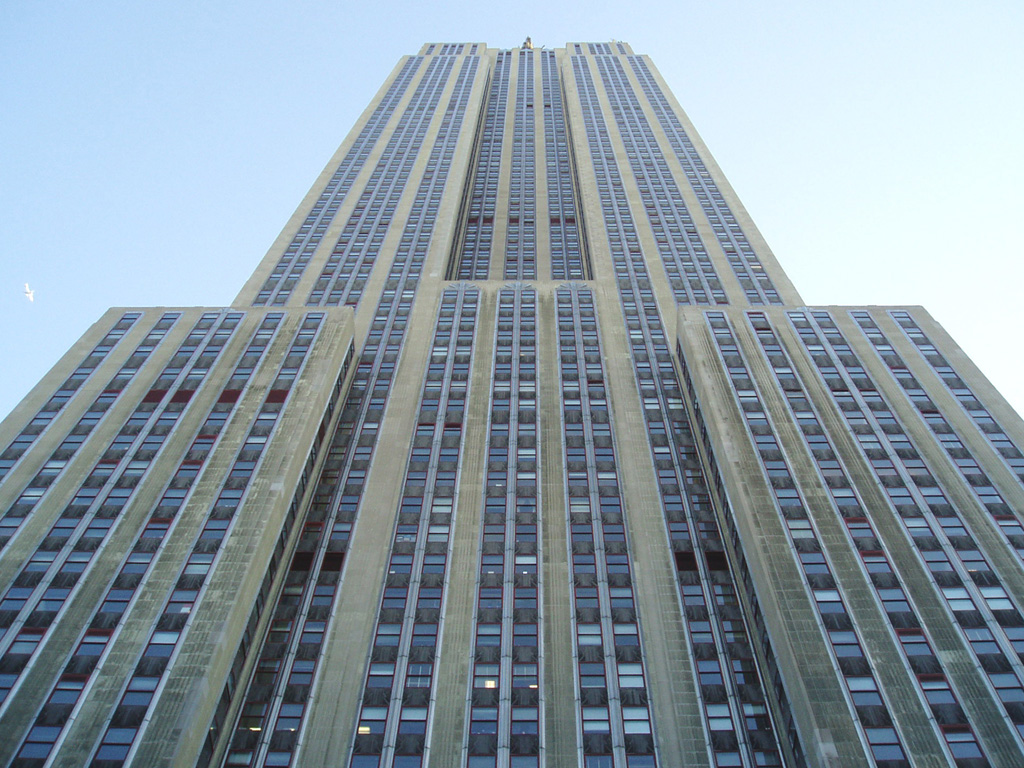 World wondering preview the empire state building for How many floors the empire state building have