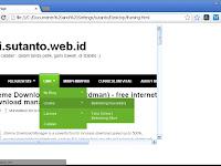 Menanam halaman sebuah website ke dalam halaman web kita