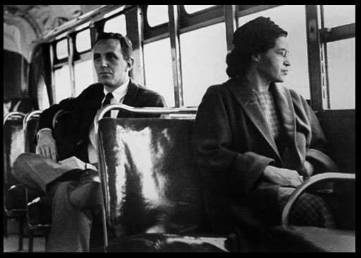 Quotes on rosa parks bus quotesgram for Rosa parks bus coloring page