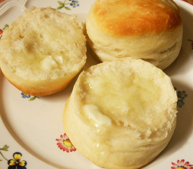 Overnight Angel Biscuits Recipe — Dishmaps