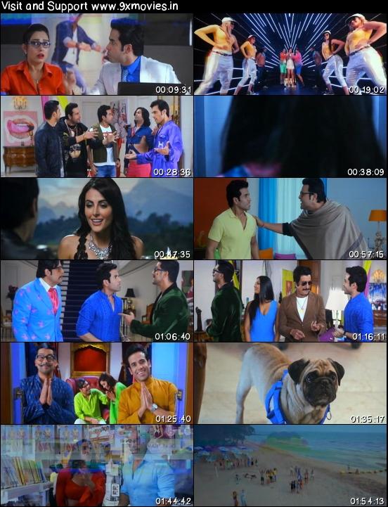 Kya Kool Hain Hum 3 2016 Hindi DVDScr x264 350mb