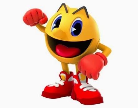 Pac-Man game compulation