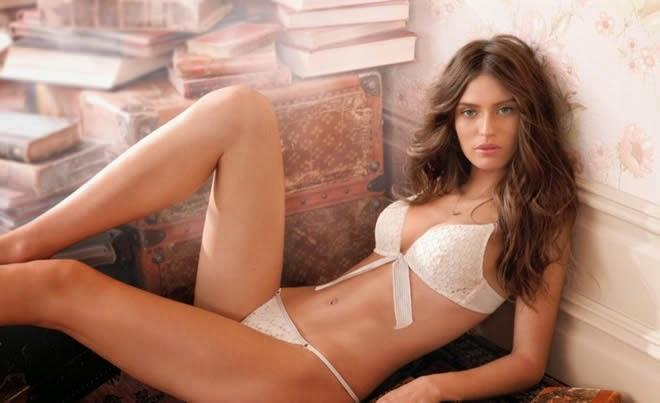 Bianca Balti, nua no ensaio da Playboy dos EUA, julho e agosto de 2014